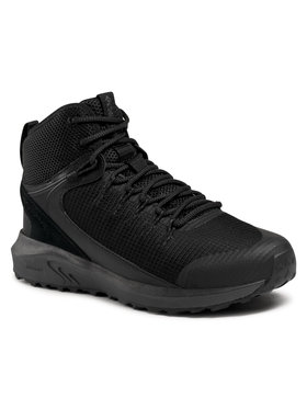 Columbia Columbia Chaussures de trekking Trailstorm Mid Waterproof BM0155 Noir