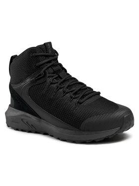 Columbia Columbia Παπούτσια πεζοπορίας Trailstorm Mid Waterproof BM0155 Μαύρο