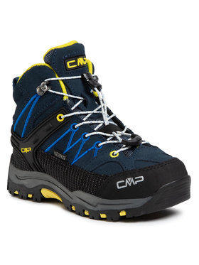 CMP CMP Scarpe da trekking Rigel Mid Trekking Shoes Wp 3Q12944 Blu scuro