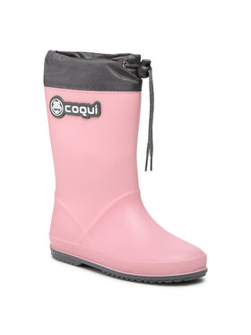 Coqui Coqui Bottes de pluie 8509-100-6225 Rose