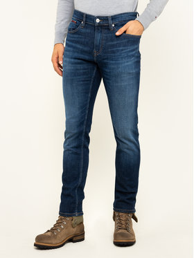 Tommy Jeans Tommy Jeans Τζιν Slim Fit DM0DM06422 Σκούρο μπλε Slim Fit