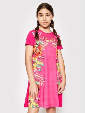 Desigual Desigual Hétköznapi ruha Lucy 21SGVK31 Rózsaszín Regular Fit
