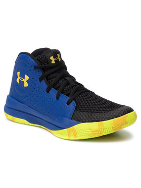 Under Armour Under Armour Chaussures Ua Gs Jet 2019 3022121-404 Bleu