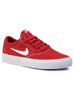NIKE NIKE Παπούτσια Sb Charge Cnvs (Gs) CQ0260 600 Κόκκινο