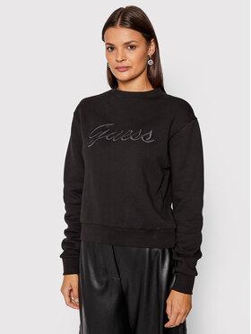Guess Guess Sweatshirt Aureliana W1BQ01 K68I1 Schwarz Regular Fit