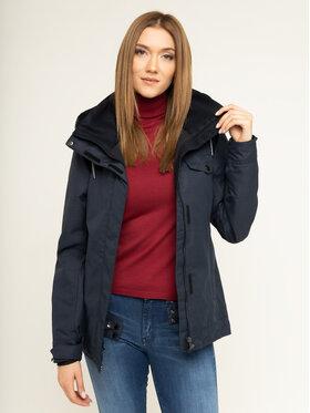 Roxy Roxy Μπουφάν για snowboard Billie ERJTJ03235 Σκούρο μπλε Tailored Short Fit