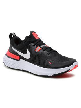 Nike Nike Boty React Miler CW1777 001 Černá