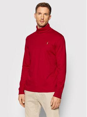 Polo Ralph Lauren Polo Ralph Lauren Golf 710760126012 Czerwony Regular Fit