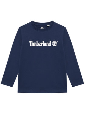 Timberland Timberland Блуза T25S26 S Тъмносин Regular Fit