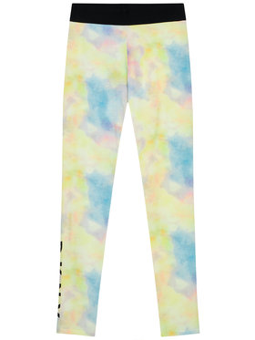 DKNY DKNY Leggings D34A10 S Multicolore Slim Fit