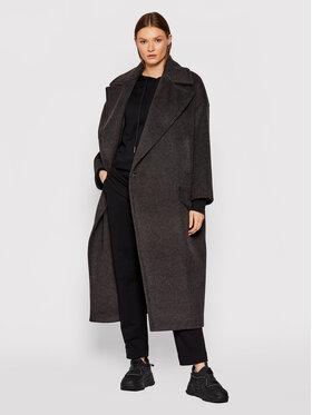 Imperial Imperial Зимно палто KG26CFX Сив Loose Fit