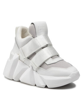 United Nude United Colors Of Benetton Sneakersy Space Kick Women 10539707159 Biały