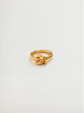 Mango Mango Gyűrű Moniques 17052001 Arany