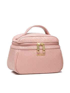 Guess Guess Τσαντάκι καλλυντικών Emelyn Accessories PWEMEL P1361 Ροζ