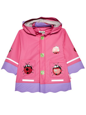 Playshoes Playshoes Giacca impermeabile 408583 M Rosa Regular Fit