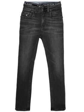 Calvin Klein Jeans Calvin Klein Jeans Jeansy Infinite IB0IB00583 Šedá Skinny Fit