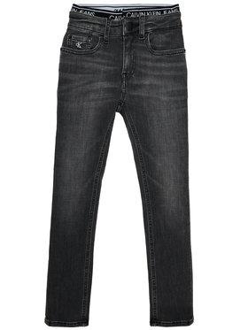Calvin Klein Jeans Calvin Klein Jeans Jeansy Infinite IB0IB00583 Szary Skinny Fit