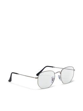 Ray-Ban Ray-Ban Okulary przeciwsłoneczne 0RB3548 003/BL Srebrny