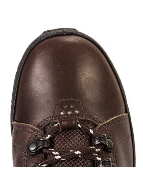 New Balance Šnurovacia obuv Classics H754LLB Hnedá