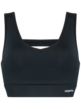 Carpatree Carpatree Reggiseno sportivo Sheer Back CPW-SB-174-BL Nero