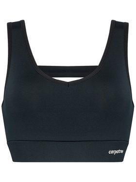 Carpatree Carpatree Sportinė liemenėlė Sheer Back CPW-SB-174-BL Juoda
