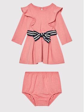 Polo Ralph Lauren Polo Ralph Lauren Ежедневна рокля 310854225001 Розов Regular Fit