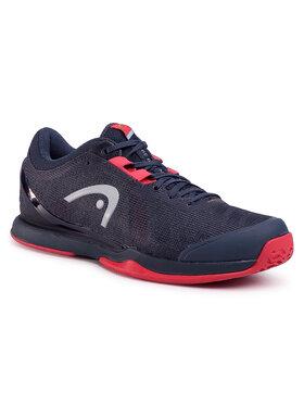 Head Head Παπούτσια Sprint Pro 3.0 273000 Σκούρο μπλε