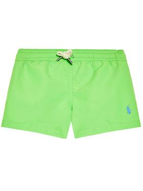 Polo Ralph Lauren Polo Ralph Lauren Σορτς κολύμβησης Traveler Sho 321785582017 Πράσινο Regular Fit