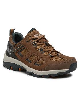 Jack Wolfskin Jack Wolfskin Chaussures de trekking Vojo 3 Texapore Low W 4042451 Marron