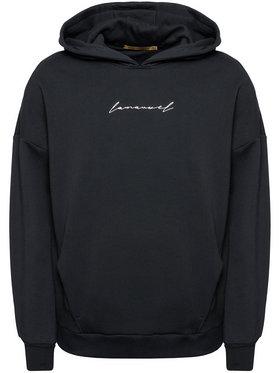 LaManuel LaManuel Dres Set The King Czarny Regular Fit
