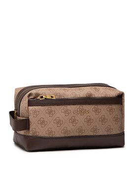 Guess Guess Kosmetický kufřík HMVEZL P1443 Hnědá