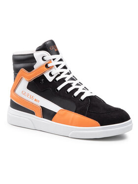 Guess Guess Sneakersy Owen FJ5OWE ESU12 Čierna