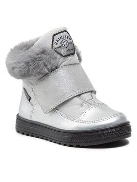 Naturino Naturino Bottes de neige Carlotta Metallic M 001250203.02.0Q04 S Argent