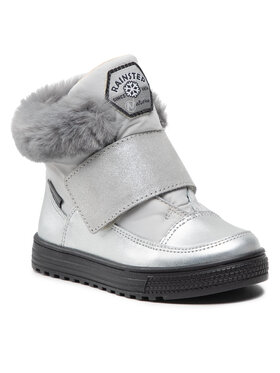 Naturino Naturino Śniegowce Carlotta Metallic M 001250203.02.0Q04 S Srebrny