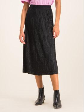 Hugo Hugo Midi sukně Damera 50421094 Černá Regular Fit