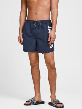 Jack&Jones Jack&Jones Pantaloni scurți pentru înot Bali 12183806 Bleumarin Regular Fit