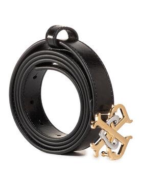 Pinko Pinko Damengürtel Sonaglio Small Belt AI 20-21 PLT01 1H20T8 Y5GB Schwarz