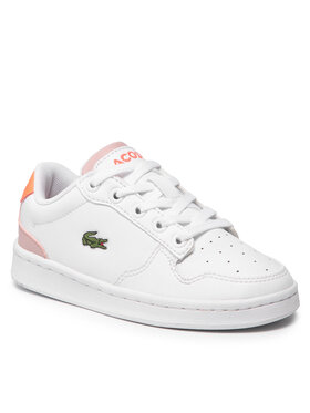 Lacoste Lacoste Сникърси Masters Cup 0721 1 Suc 7-41SUC00111Y9 Бял