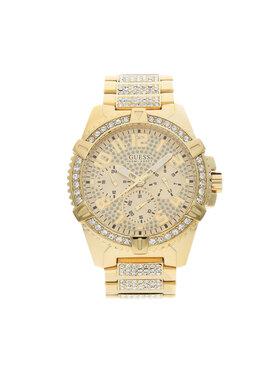 Guess Guess Zegarek Frontier W0799G2 Złoty