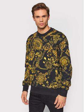 Versace Jeans Couture Versace Jeans Couture Mikina 71GAI3R0 Černá Regular Fit