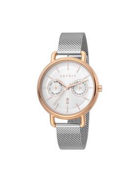 Esprit Esprit Zegarek ES1L179M0115 Srebrny