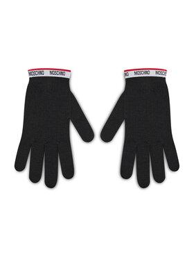 MOSCHINO MOSCHINO Жіночі рукавички 65275 0M2563 Чорний