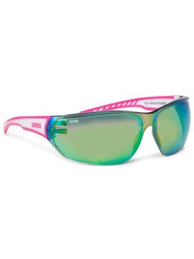 Uvex Uvex Okulary przeciwsłoneczne Sportstyle 204 S5305253816 Różowy