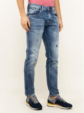 Pepe Jeans Pepe Jeans Regular Fit farmer Zinc Strom PM205207 Sötétkék Regular Fit