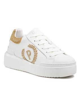 Pollini Pollini Sneakersy SA15014G1CXA110C Biały