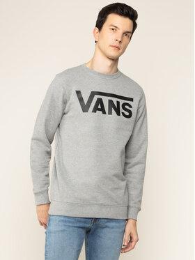 Vans Vans Sweatshirt Classic Crew II VN0A456AADY1 Grau Regular Fit