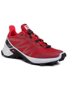 Salomon Salomon Cipő Supercross 409301 28 V0 Piros