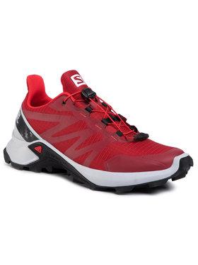 Salomon Salomon Schuhe Supercross 409301 28 V0 Rot