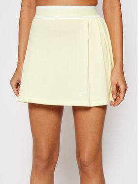 adidas adidas Gonna da tennis Tennis Luxe H56435 Giallo Regular Fit