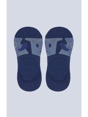 Vistula Vistula Pánske krátke ponožky Cherito XZ1125 Modrá